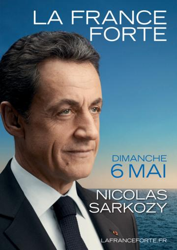 Profession de foi de Nicolas Sarkozy au second tour de l'élection présidentielle 2012